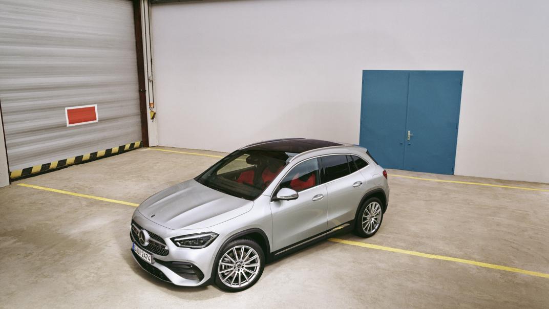 2021 Mercedes-Benz GLA-Class 200 AMG Dynamic Exterior 027