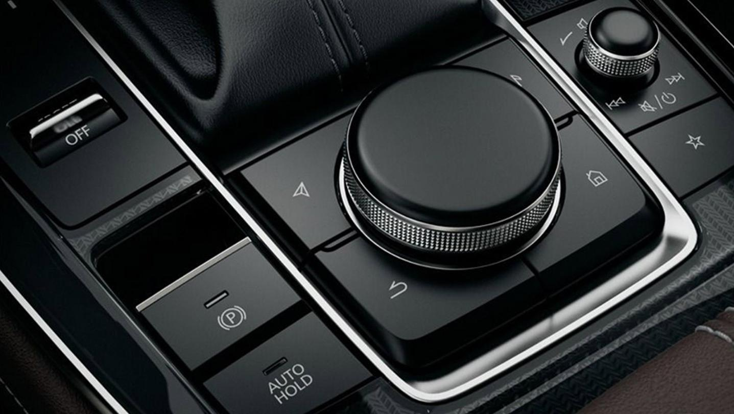 Mazda CX-30 2020 Interior 004