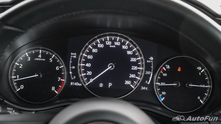2020 Mazda 3 Fastback 2.0 SP Sports Interior 004