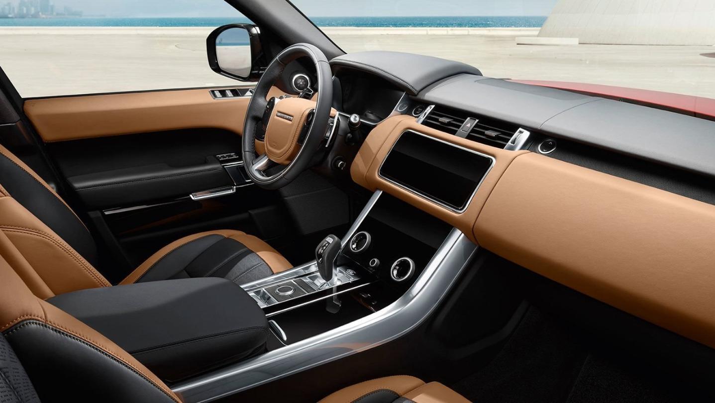 Land Rover Range Rover Sport 2020 Interior 001