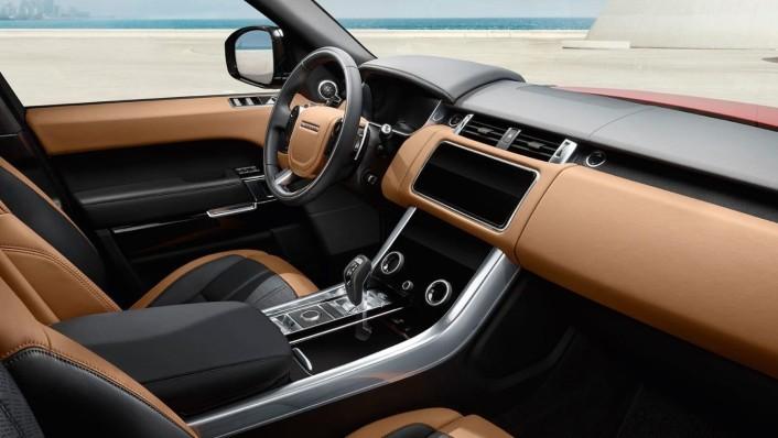 Land Rover Range Rover Sport Public 2020 Interior 001
