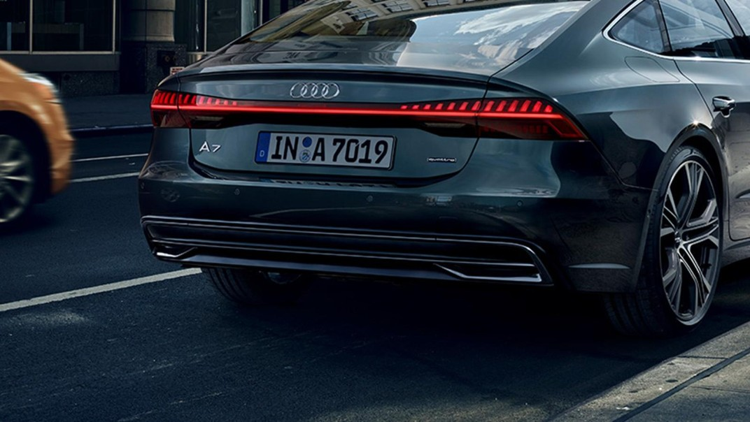 Audi A7 Sportback Public 2020 Exterior 007