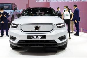 Volvo ซื้อ Geely ทั้งโรงงาน-โชว์รูมทำขายเอง คุมกิจการจีนทั้งหมด ส่งมอบ XC40 ไฟฟ้าถึงไทยแล้ว