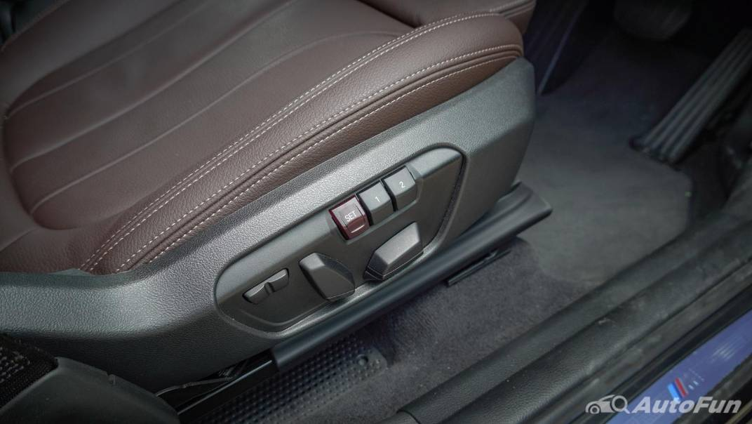 2021 BMW X1 2.0 sDrive20d M Sport Interior 026