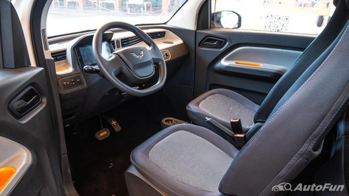 2020 Wuling Mini EV Interior 001