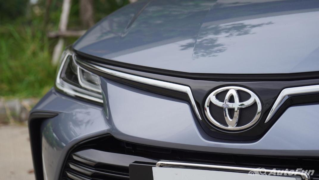 2021 Toyota Corolla Altis 1.8 Sport Exterior 020