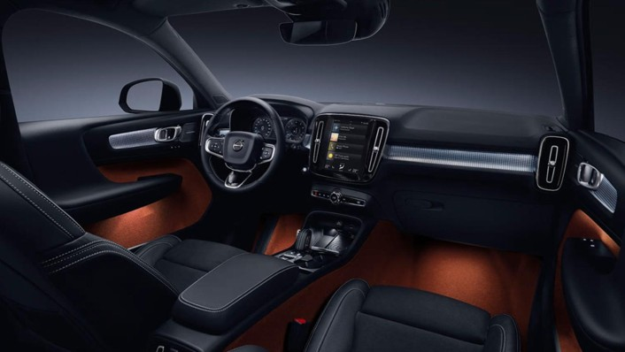 Volvo XC 40 2020 Interior 002