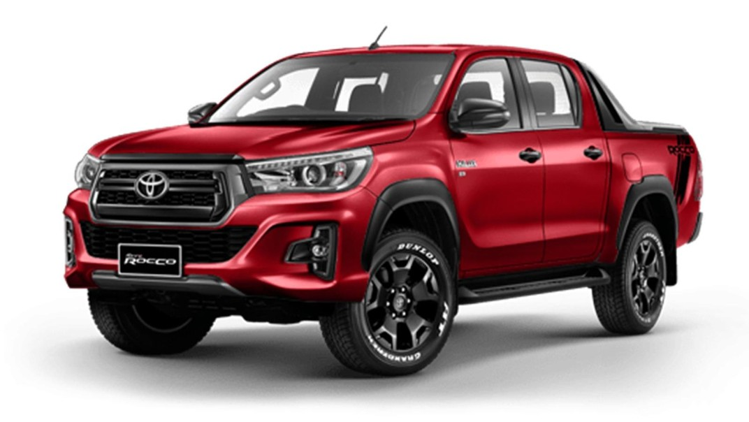 Toyota Hilux Revo Double Cab Public 2020 Others 007