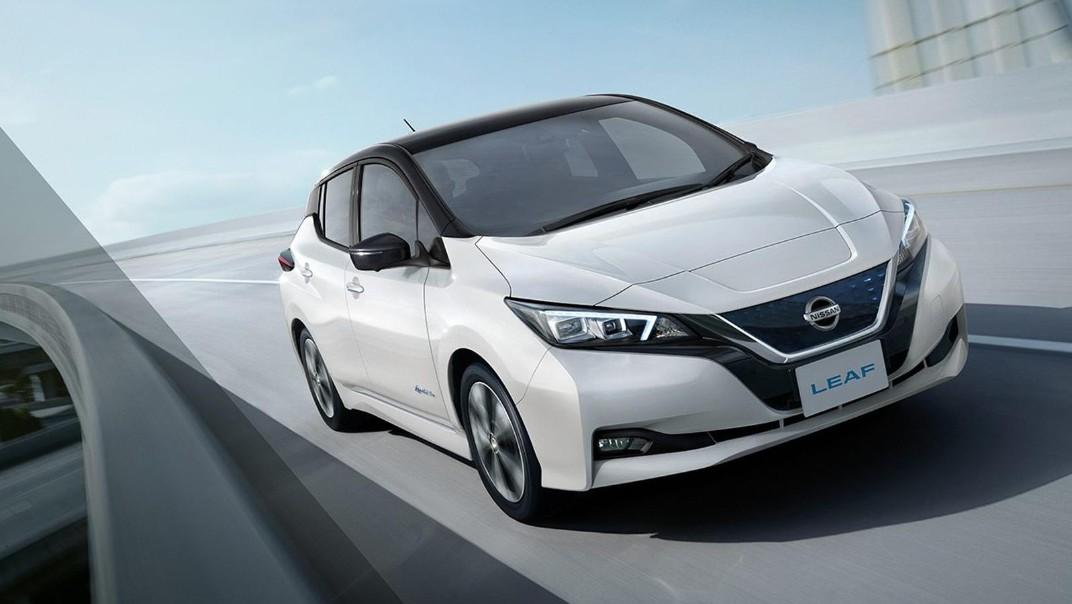 Nissan Leaf 2020 Exterior 006
