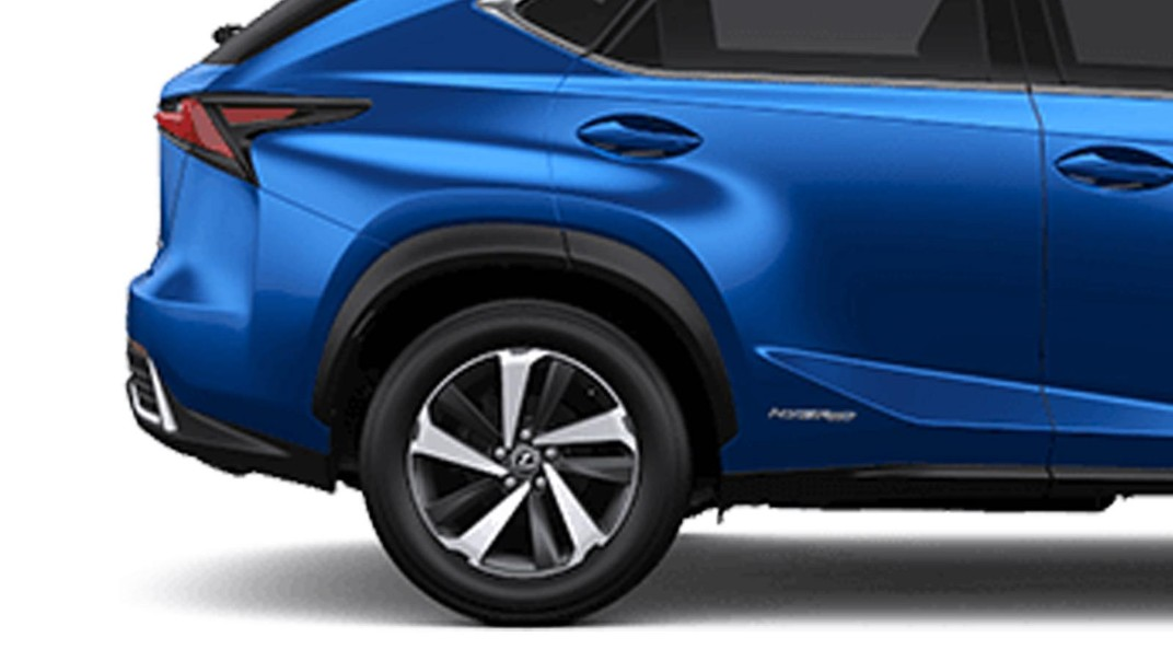 Lexus NX Public 2020 Exterior 006