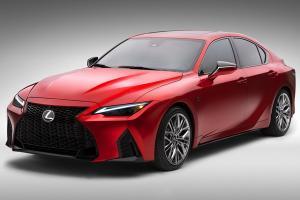 2021 Lexus IS500 F Sport Performance เครื่อง V8 ยังไม่ตาย