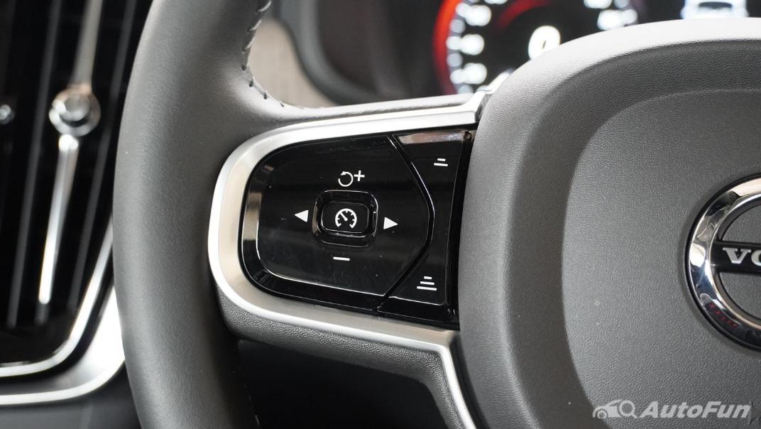 2021 Volvo S90 Recharge Interior 006