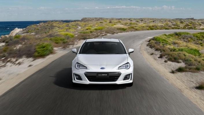 Subaru Brz 2020 Exterior 005