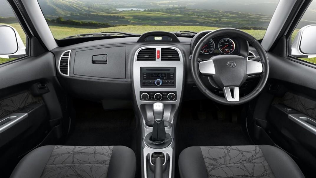 Tata Xenon Single Cab Public 2020 Interior 001