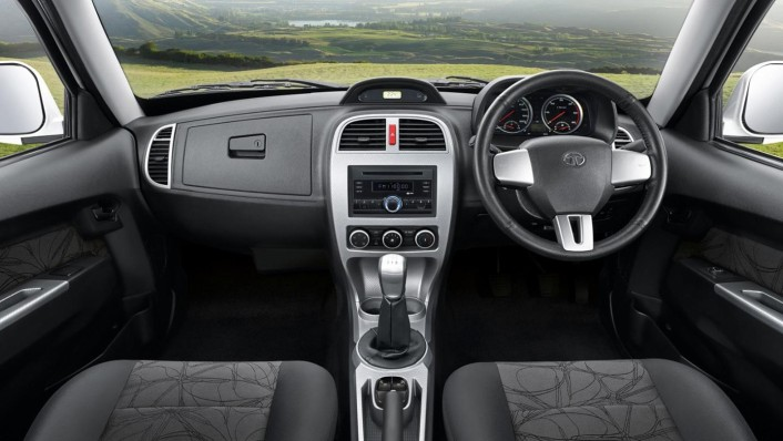 Tata Xenon Single Cab 2020 Interior 001