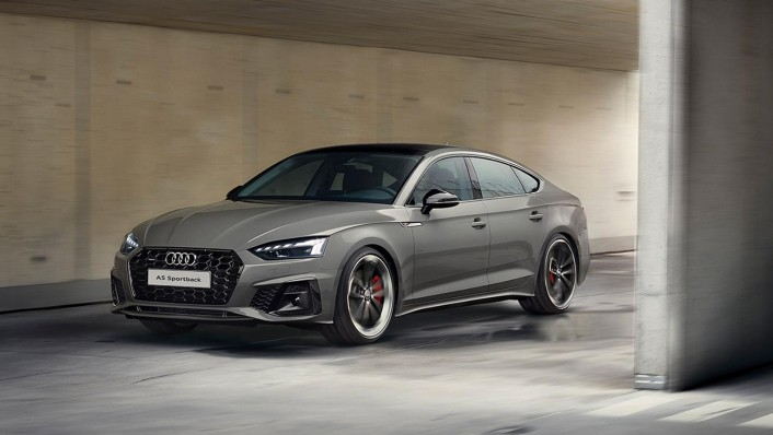 Audi A5 Sportback 2020 Exterior 001