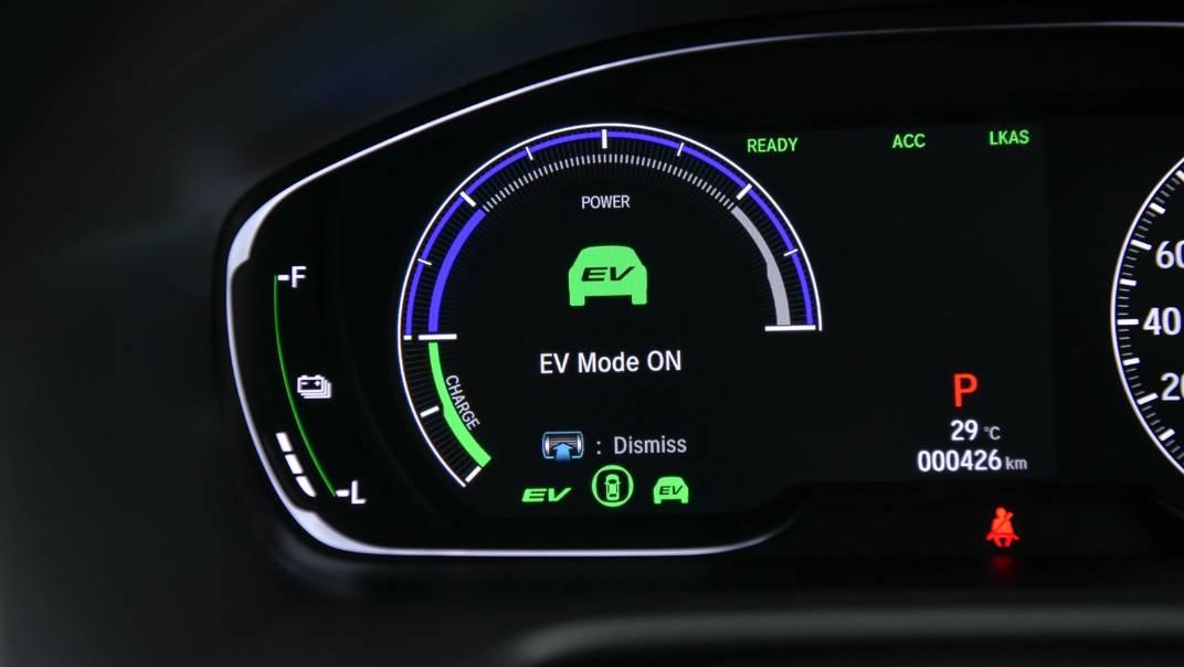 2021 Honda Accord 2.0L e:HEV EL+ Interior 027