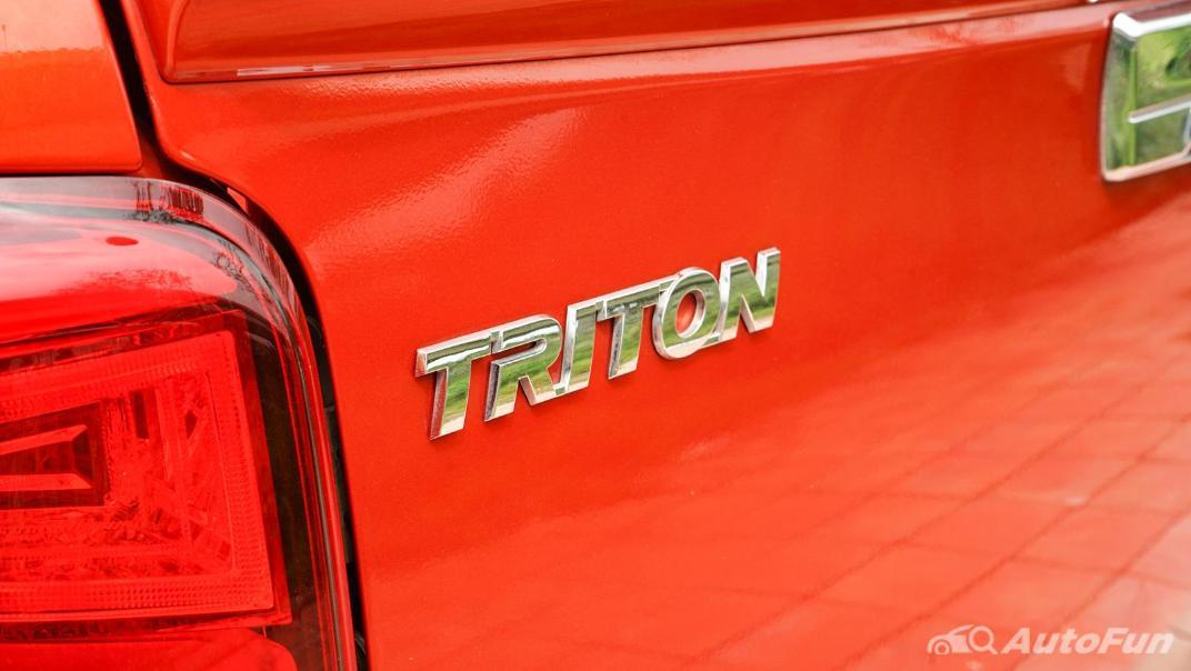 2020 Mitsubishi Triton Double Cab 4WD 2.4 GT Premium 6AT Exterior 025