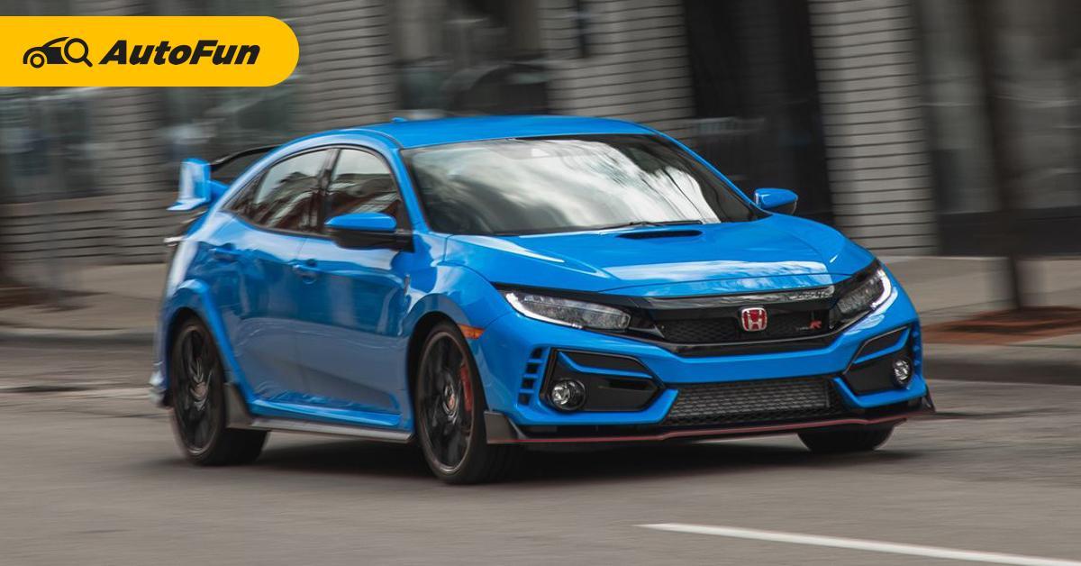 เปิดเหตุผล ทำไม 2022 Honda Civic Type R เจนต่อไปต้องใช้ระบบไฮบริด ขับเคลื่อน 4 ล้อ 01