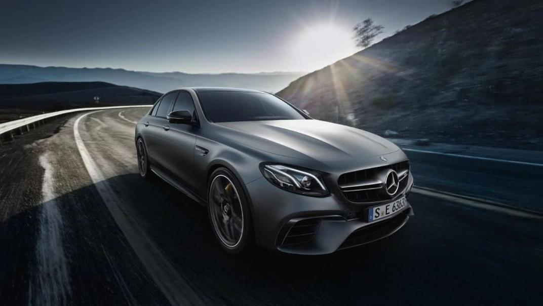 Mercedes-Benz E-Class Saloon 2020 Exterior 011