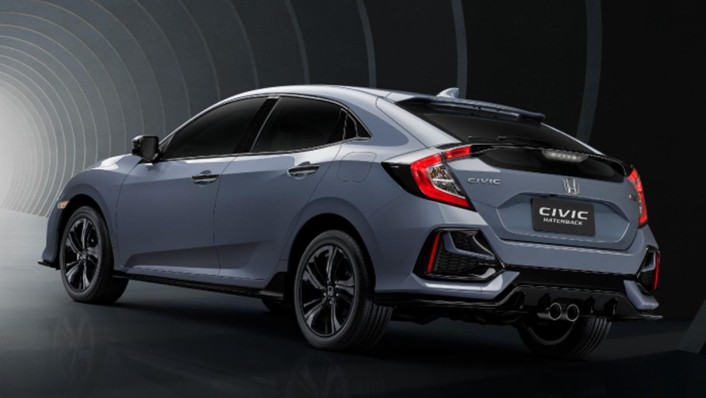 Honda Civic Hatchback 2020 Exterior 010