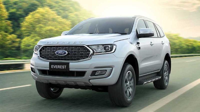 2021 Ford Everest รถพีพีวีเครื่องยนต์ดีเซล 2.0 ลิตรพลัง Turbo ด้วยราคาเริ่มต้น 1.299 ล้านบาท 02