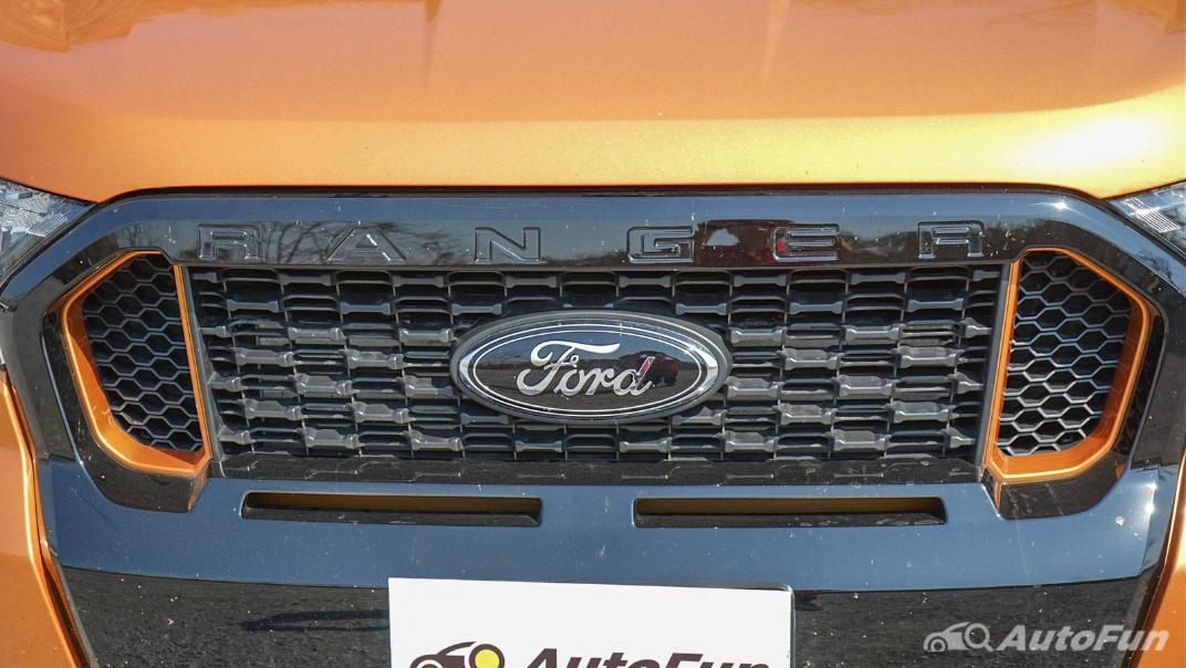 2020 Ford Ranger Double Cab 2.0L Turbo Wildtrak Hi-Rider 10AT Exterior 010