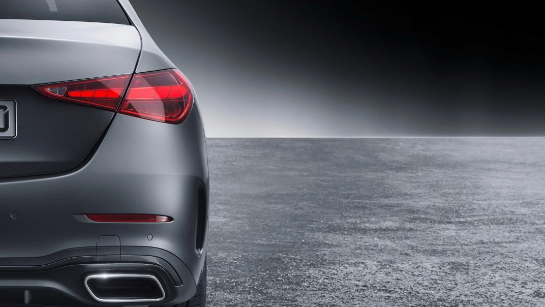 2021 Mercedes-Benz C-Class W206 Upcoming Version Exterior 013