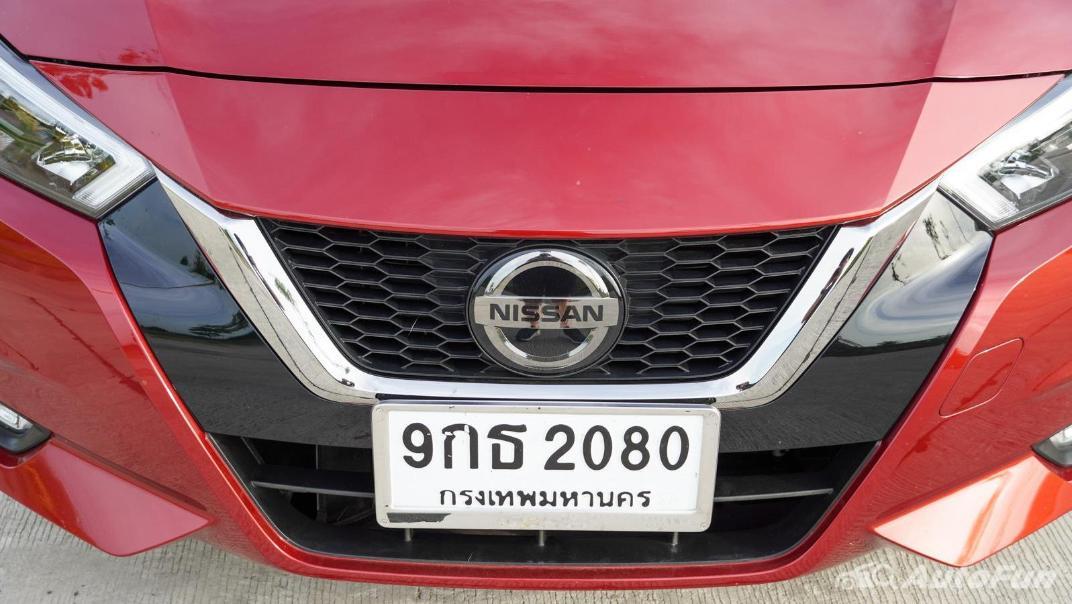 2020 Nissan Almera 1.0 Turbo VL CVT Exterior 012