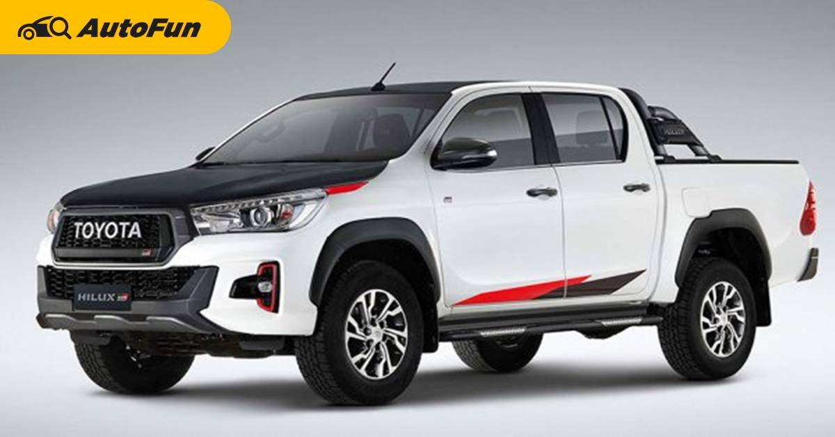 2022 Toyota Hilux GR Sport เตรียมเปิดตัวตุลาคมนี้ที่ญี่ปุ่น งานนี้ D-Max X-Series มีหนาว 01