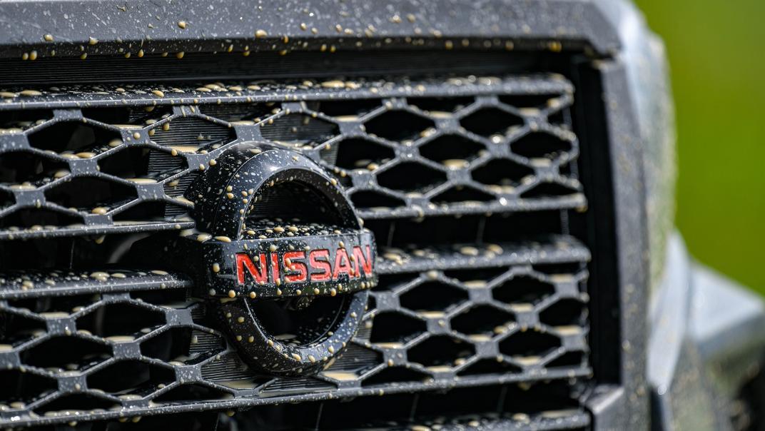 2021 Nissan Navara PRO-4X Exterior 080