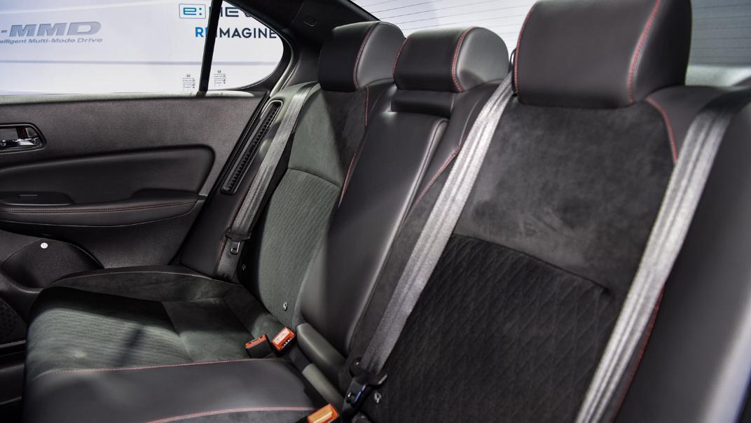2021 Honda City e:HEV RS Interior 086