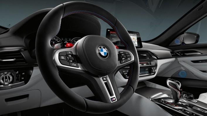 BMW M5-Sedan 2020 Interior 003