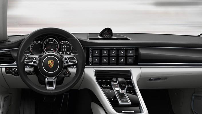 Porsche Panamera Public 2020 Interior 001
