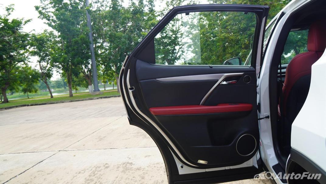 2020 Lexus RX 3.5 350 F Sport Interior 058
