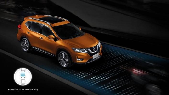 Nissan X-Trail 2020 Exterior 002
