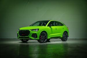 Audi เปิดตัวเอสยูวีโหด 2021 Audi RS Q3 Sportback เคาะ 4.75 ล้านบาท ถูกกว่า Mercedes-AMG GLC