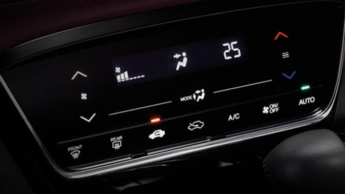 Honda HR-V Public 2020 Interior 010