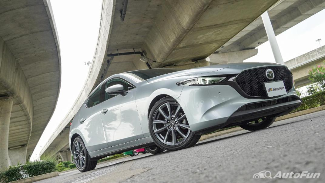 2020 Mazda 3 Fastback 2.0 SP Sports Exterior 041