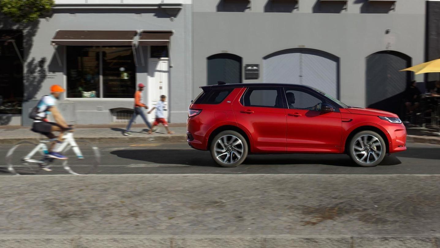 Land Rover Discovery Sport 2020 Exterior 002
