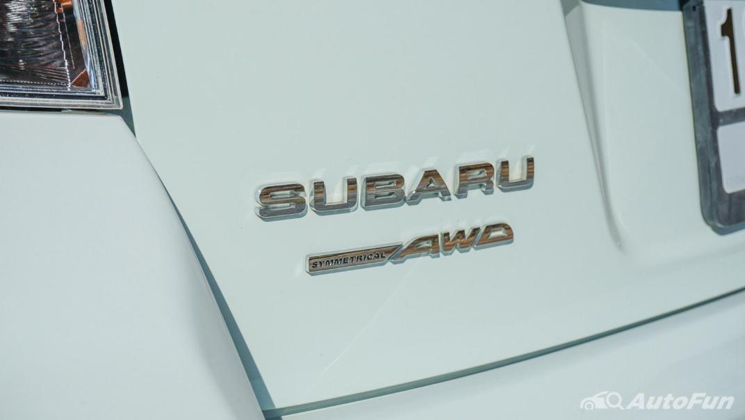 2019 Subaru XV GT Edition Exterior 029