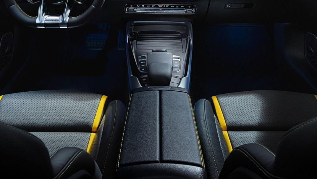 Mercedes-Benz CLA-Class Public 2020 Interior 002