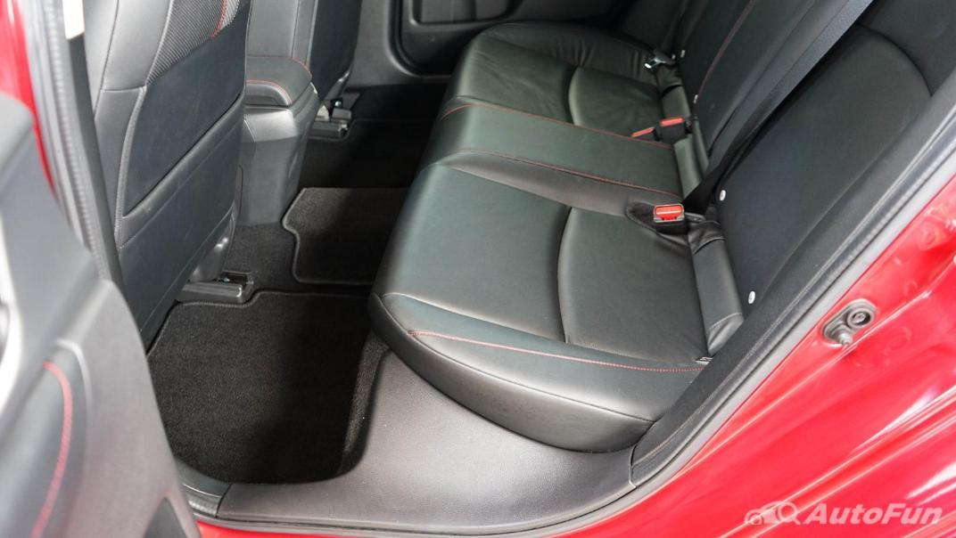 2020 Honda Civic 1.5 Turbo RS Interior 041