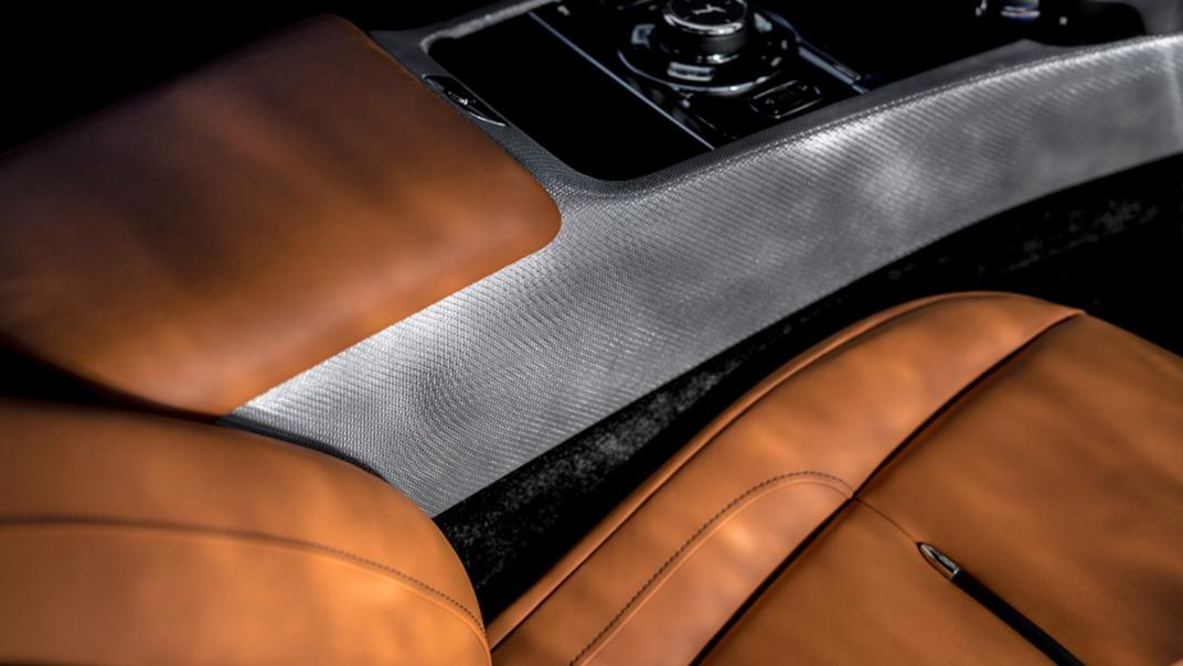Rolls-Royce Wraith 2020 Interior 001