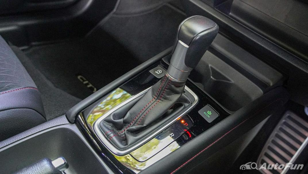 2020 Honda City 1.0 RS Interior 019