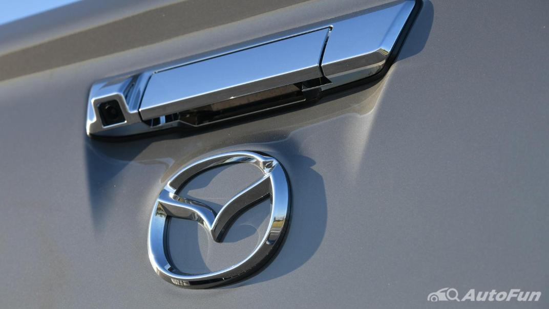 Mazda BT-50 Pro 2021 Exterior 046