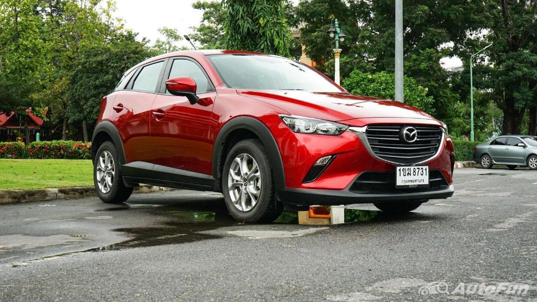 2020 Mazda CX-3 2.0 Base Exterior 003