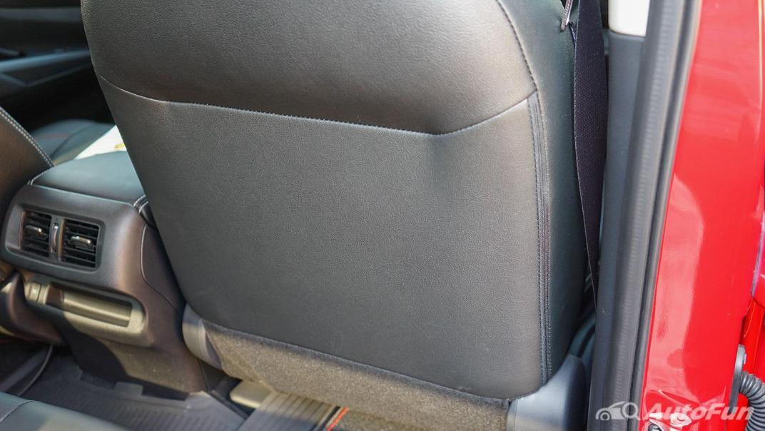 2021 Nissan Navara PRO-4X Interior 035