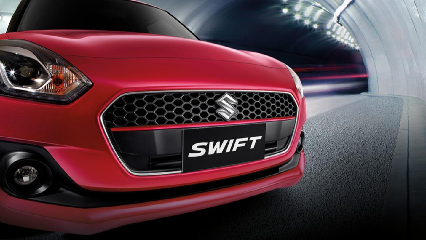 Suzuki Swift 2020 Exterior 002