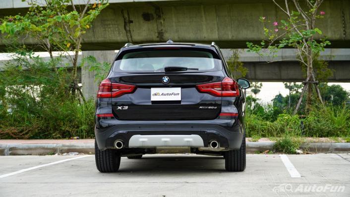2020 BMW X3 2.0 xDrive20d M Sport Exterior 006